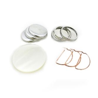 1 inch button parts