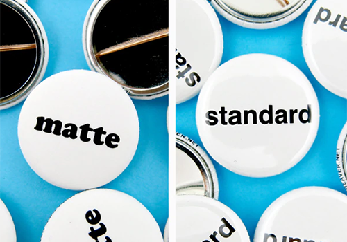 Matte or Standard